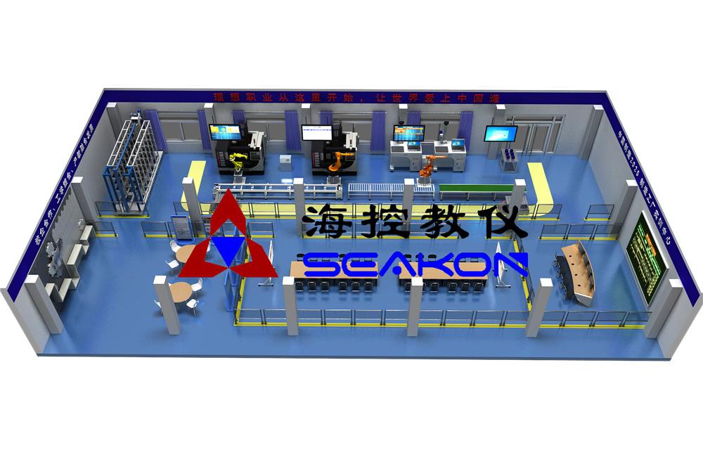 SKIMA-52型 智能制造实训系统——机械加工
