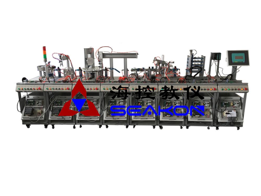 SKFMA-11型 网络型模块式柔性自动化