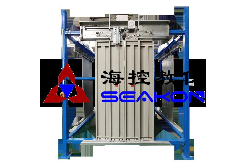 SKLAC-311型 电梯轿门安装实训平台