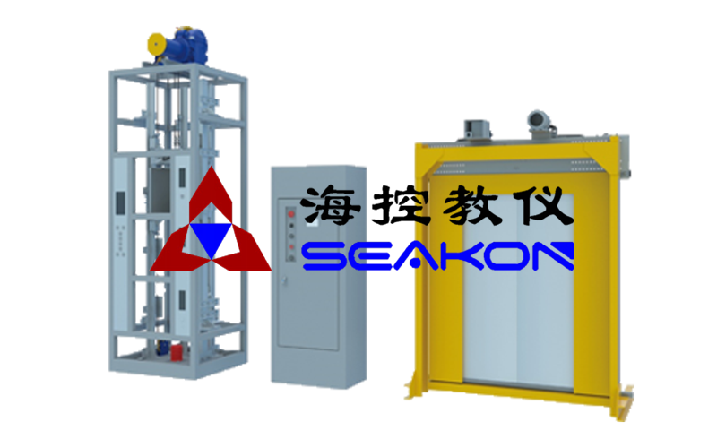 SKLAC-15型 三层电梯实训考核装置