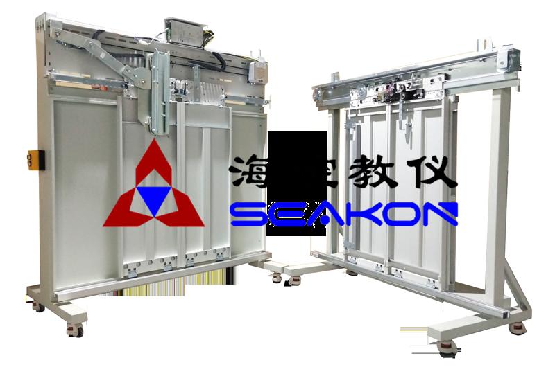 SKLAC-41型 电梯门系统安装与调试实