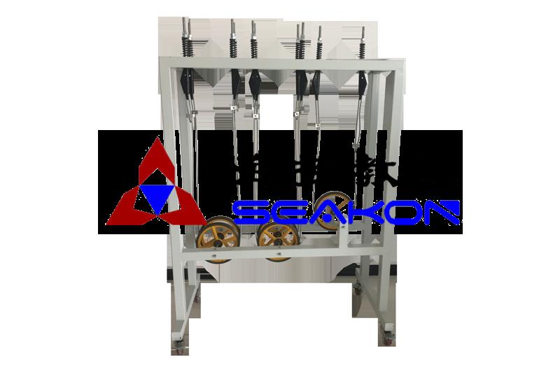 SKLAC-29型 电梯绳头锥套安装与调整