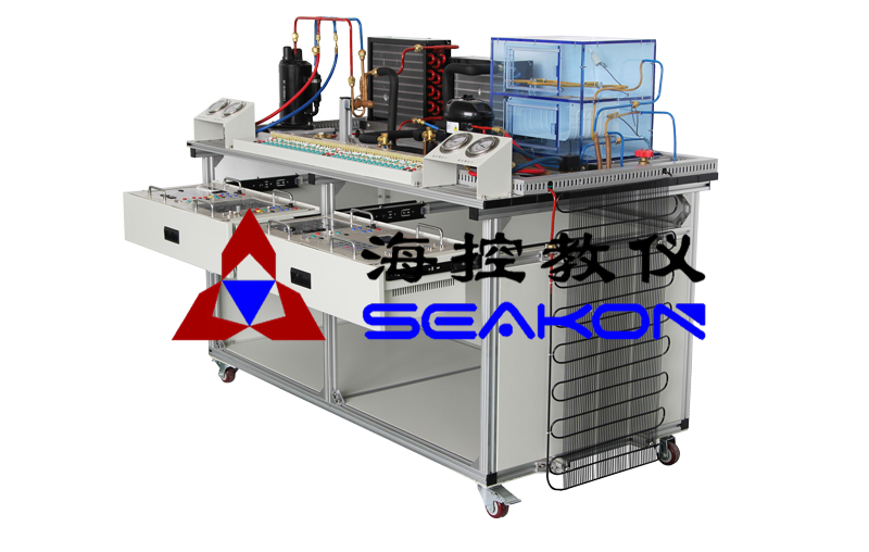 SKBAC-72型 制冷与空调系统技能实训装置