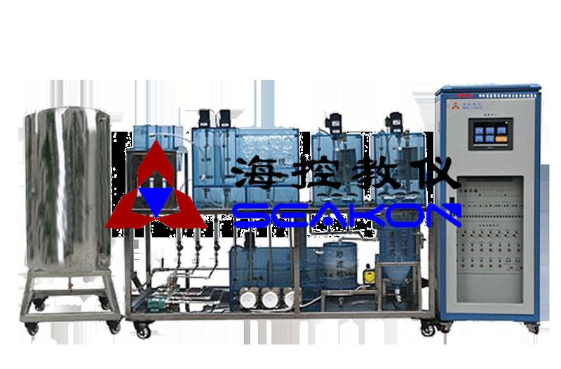 SKWEM-24型 水环境监测与治理技术综