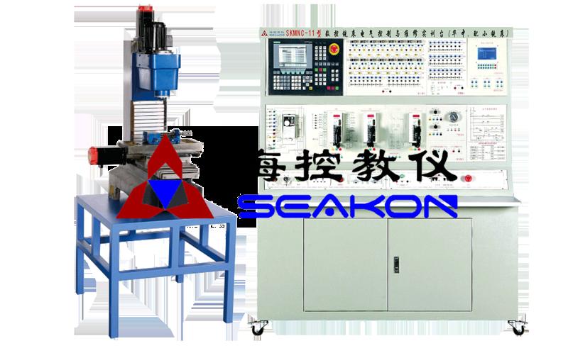 SKMNC-11型 数控铣床电气控制与维修