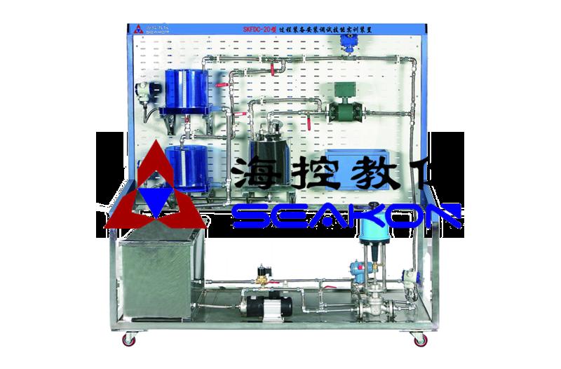 SKFDC-20型 过程装备安装调试技能实