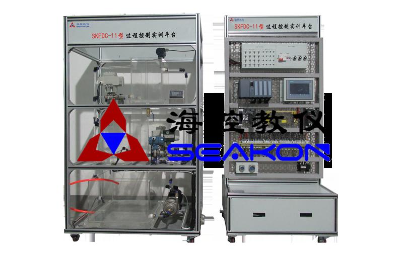 SKFDC-11型 过程控制实训平台