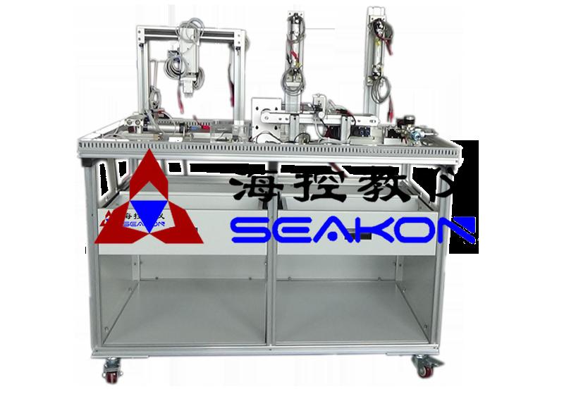 SKPMP-33型 气压传动创新应用实训装