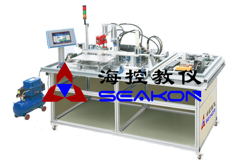 SKPMP-32型 机电气液一体化综合实训