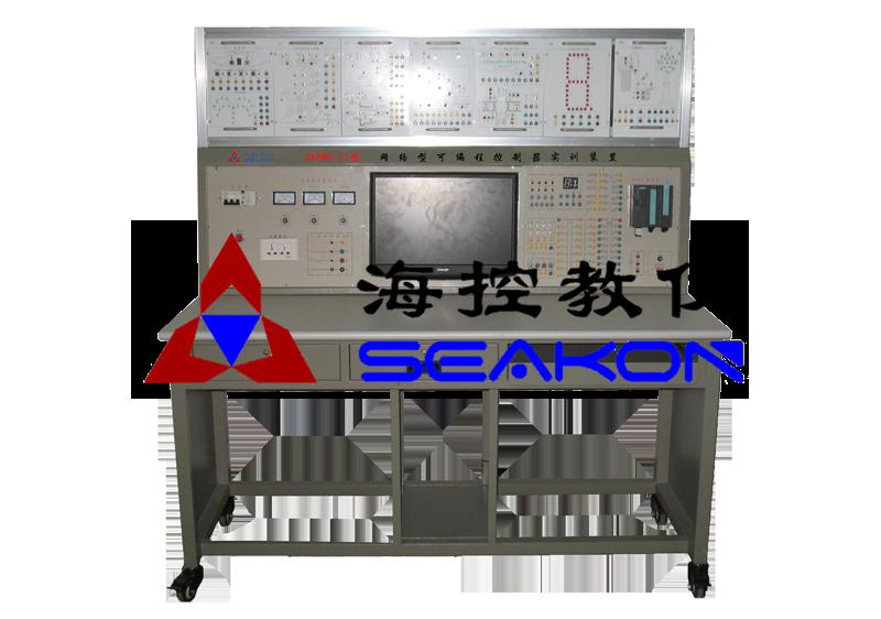 SKPMC-21型 网络型可编程控制器实训